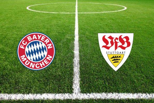 Бавария – Штутгарт. Бундеслига 2014-15. 3 тур