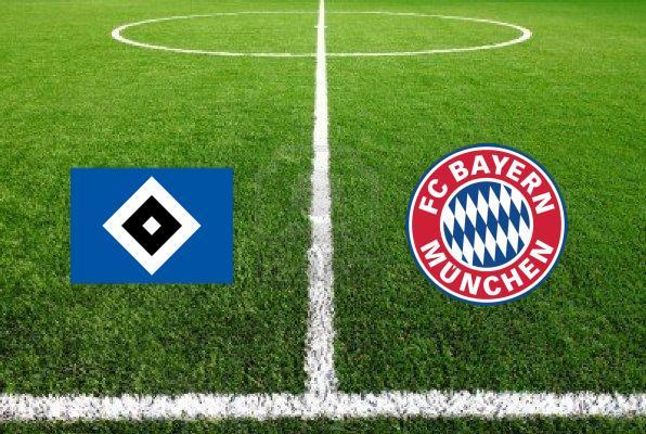 Гамбург – Бавария. Кубок Германии 2014/15. 1/16 финала