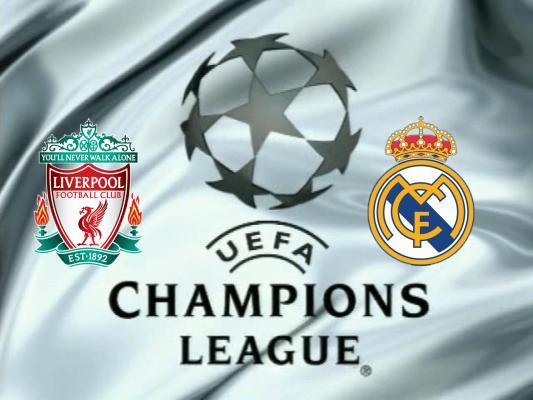 Ливерпуль – Реал М. Лига Чемпионов 2014-15
