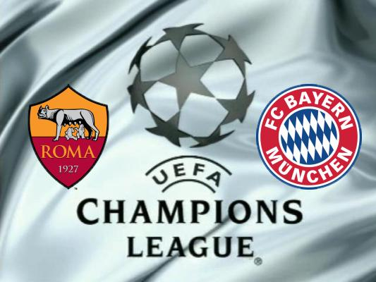 Рома – Бавария. Лига Чемпионов 2014-15