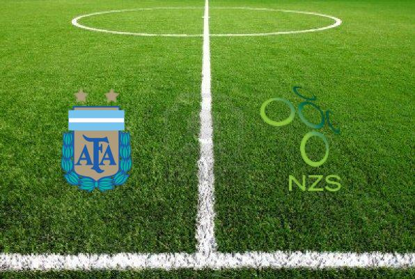Аргентина – Словения. Товарищеский матч 2014